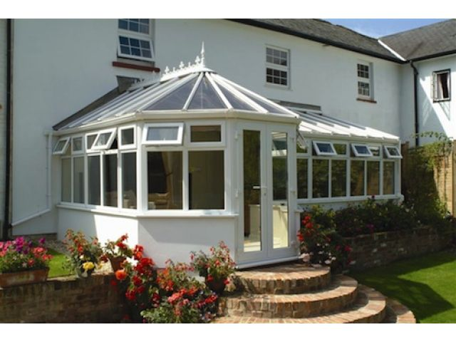 cobination conservatory cumbria windoworks