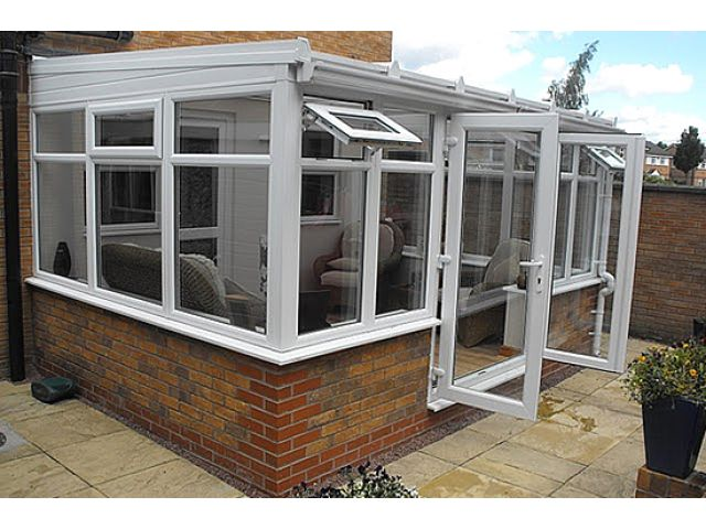Lean to conservatory cumbria windoworks